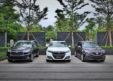 3款合资品牌中型SUV对比