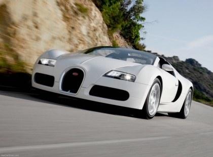 """限量版""""敞篷""""肥龙Bugatti-Veyron"""