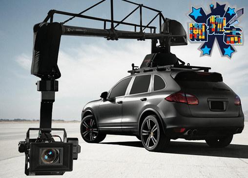 《世界级拍摄车》 奔驰/法拉利赫然在列