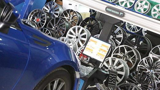 四轮定位如何做 汽车轮胎知识速成班