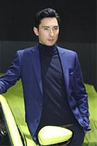 北京车展上的男神