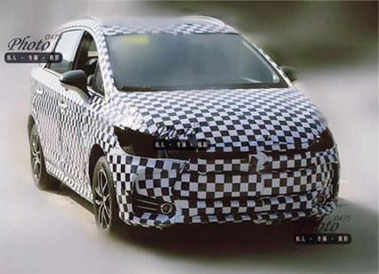 疑似比亚迪M5上海车展发布