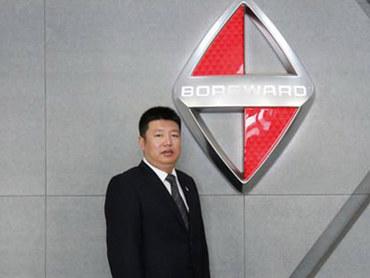 广州车展专访 宝沃副总兼营销总经理梁兆文