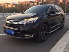 北京喜提17款本田CR-V 聊聊买车过程