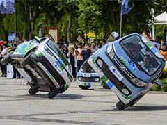 第五届环青海湖电动汽车挑战赛正式