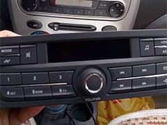 低价的奔奔收音机升级 给大家打个样