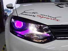 升级灯光扫盲 附上飞度更换灯泡过程