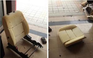 座椅包真皮